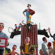 Éxito total en las Fiestas Falleras de San Juan del Puerto