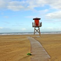 Plan de Emergencia en las playas de Huelva