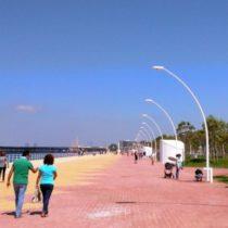 El nuevo paseo de la Ría, razones para presumir del turismo en Huelva