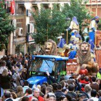 Los Reyes Magos llenan Huelva de ilusión