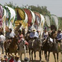 Las fiestas de la primavera de Huelva