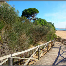 Las playas de Huelva mejoran su accesibilidad