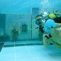 ¡Visita el Belén subacuático de BUSF!