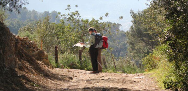El senderismo, una actividad al alza en Huelva