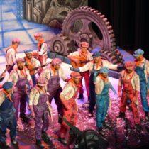 El Carnaval inunda la provincia de Huelva
