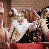 Todo listo en Huelva para la Cabalgata de Reyes 2018