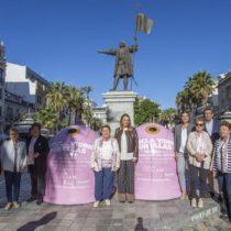 Huelva homenajea el Día del Cáncer de Mama
