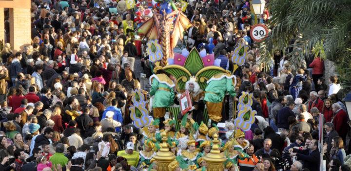 Cabalgata de Reyes en Huelva 2019: detalles e información