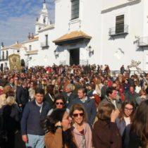 El Rocío recibe a Triana por la Candelaria 2019