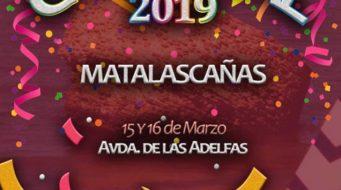 Disfruta del Carnaval de Matalascañas 2019