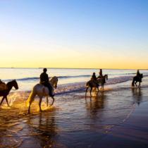 ¿Cómo están las playas de Huelva tras del verano?